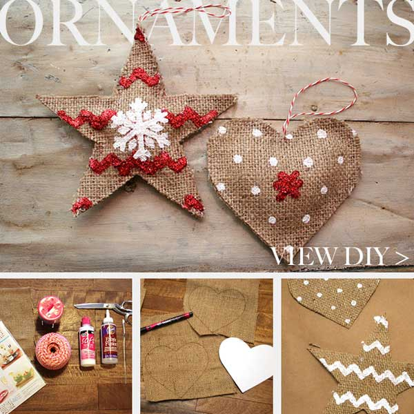 Homemade Decoration Ideas: 19 Simple DIY Christmas Decoration Ideas You Will Love