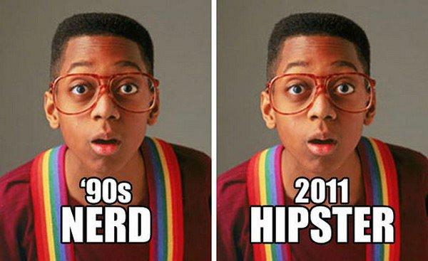 hipster nerd