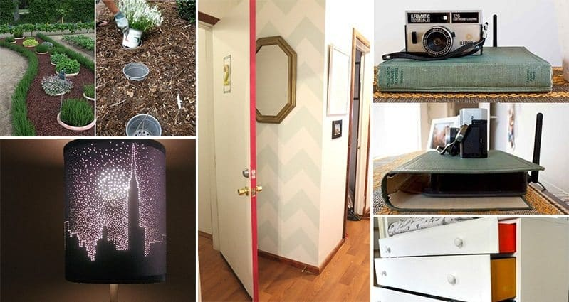 15 Creative Home Decorating Ideas You Wish You Knew