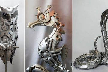 hubcap creatures