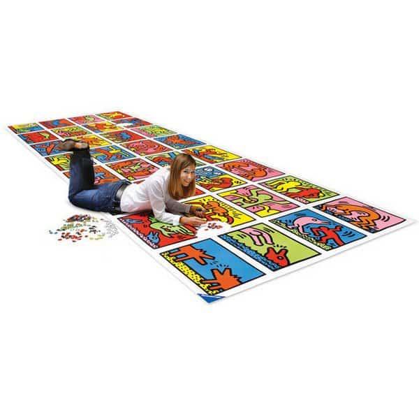huge puzzle