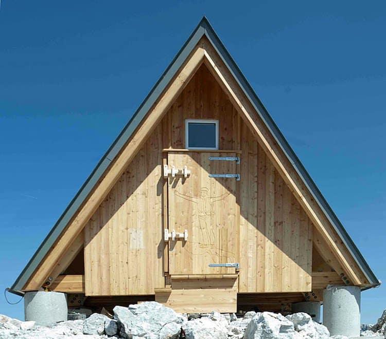 hut-door