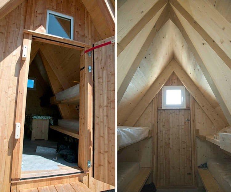 hut-inside