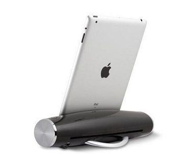 iPad photo scanner back