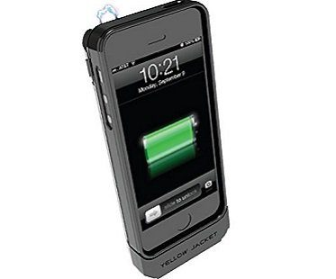 iPhone 5 stun gun case