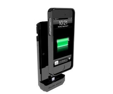 iPhone stun gun case black