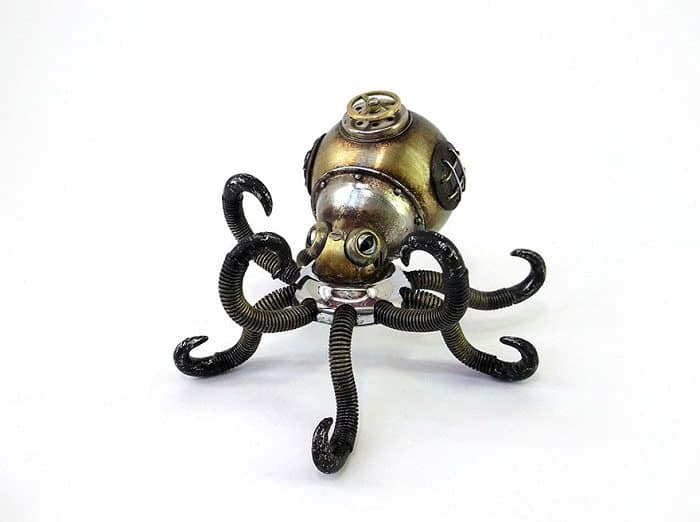 igor verniy octopus