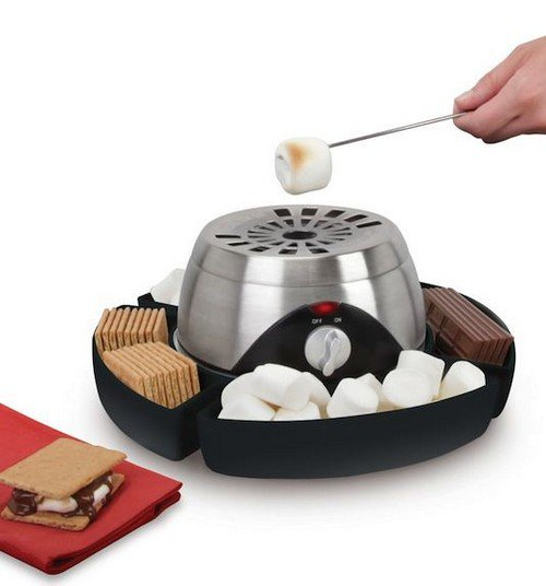 indoor flameless marshmallow roaster