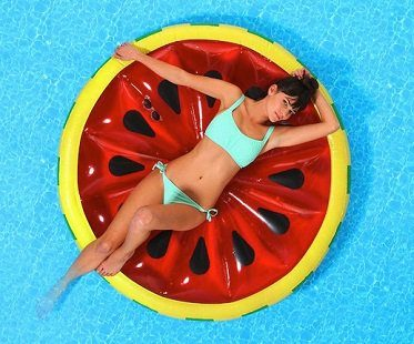 inflatable watermelon top