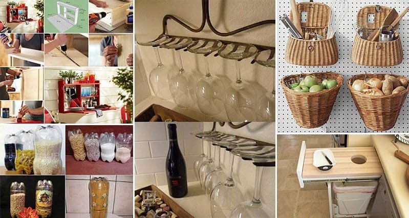 19 DIY Ideas To Make Your Kitchen Even Better