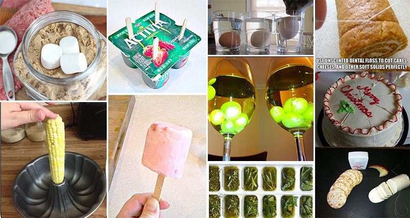 17 Awesome Kitchen Hacks You Wish You Knew