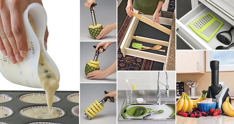 20 Awesome Kitchen Gadgets You Wish You Had Part 1