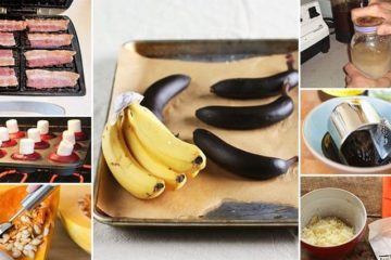 kitchen life hacks