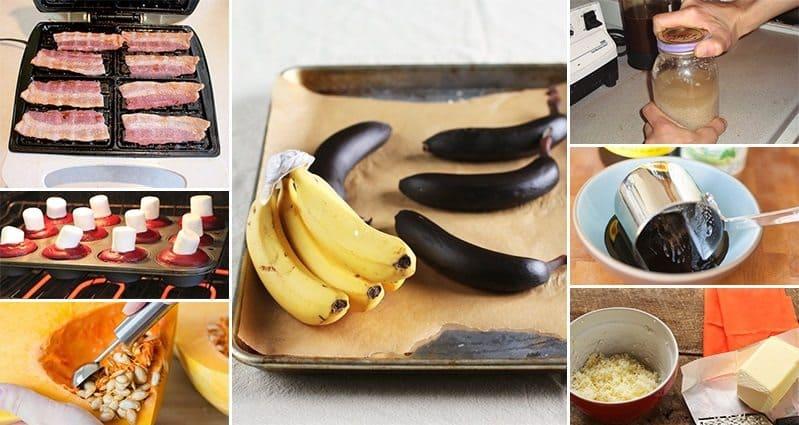 18 Useful Kitchen Hacks To Make Your Life Easier