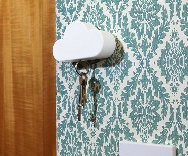 magnetic cloud key holder keys