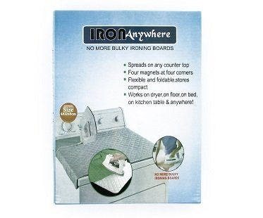 magnetic ironing mat pack