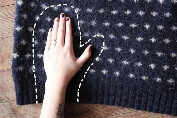 mitten-sweater