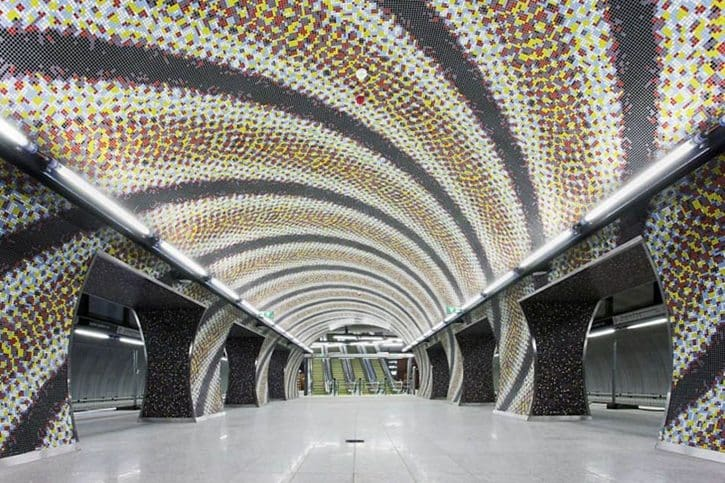 most-beautiful-subway-stations-szent gellert-square