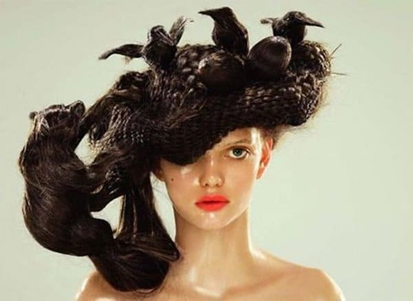 Wondrous 15 Crazy But Fun Hairstyles You Won39T Believe Are Real Hairstyles For Men Maxibearus