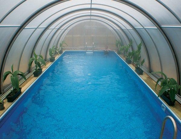 outdoor indoor pool