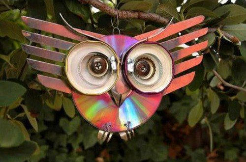 14 Awesome Ways To Recycle Old Cd S That You Never Thought Of