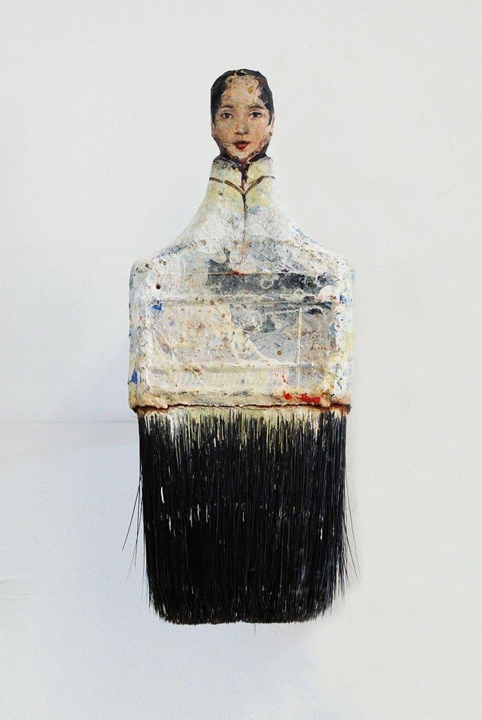paintbrush lady rebecca szeto