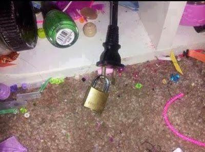 parents-lock