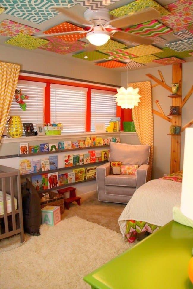 patterned-bedroom