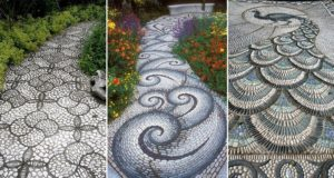 pebble paths