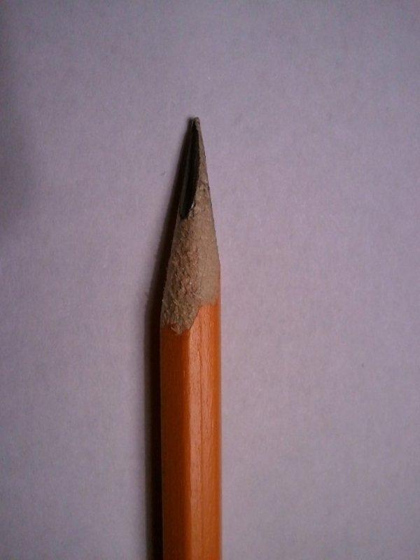 pencil wont sharpen