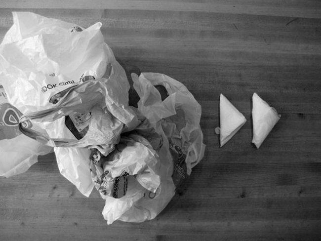 plastic-bag-triangles