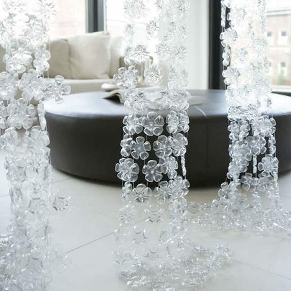 plastic-bottle-curtains