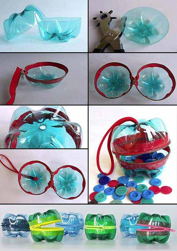 17 Creative Ways to Reuse Plastic Bottles