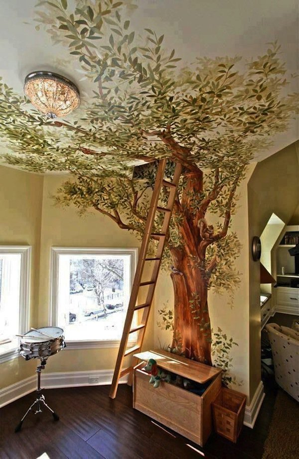 playroom hidden 19 Amazing Over The Top Playrooms