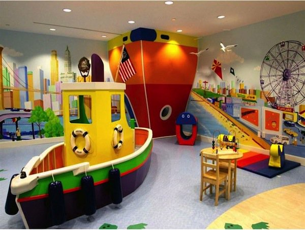 19 Amazing Over The Top Playrooms For Kids