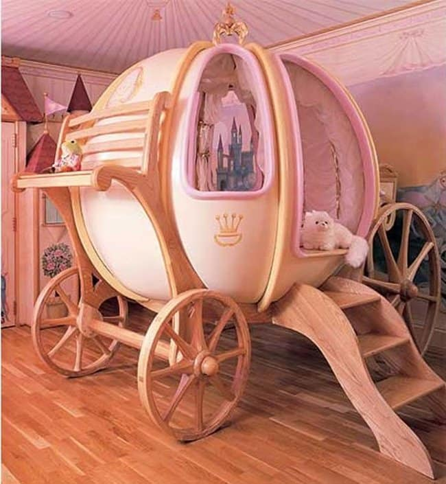 pumpkin-carriage-bed