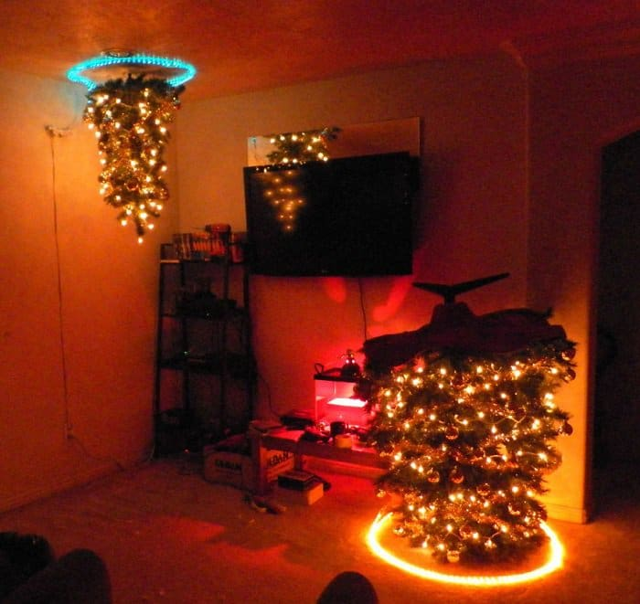 Eco Friendly Christmas Tree