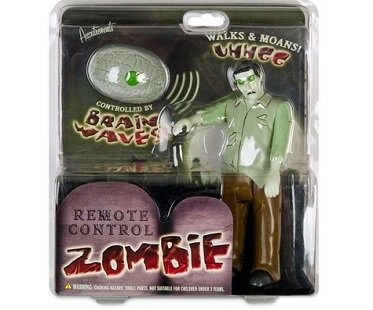remote control zombie pack