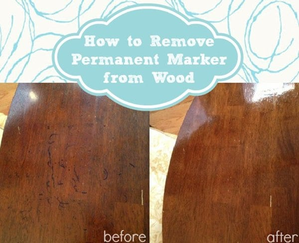 remove-marker-from-wood-toothpaste