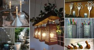 repurposing kitchen items