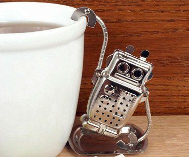 robot tea infuser