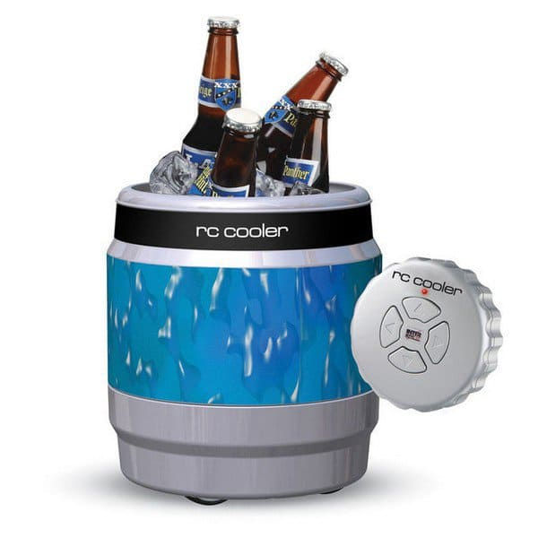 robot that brings beer