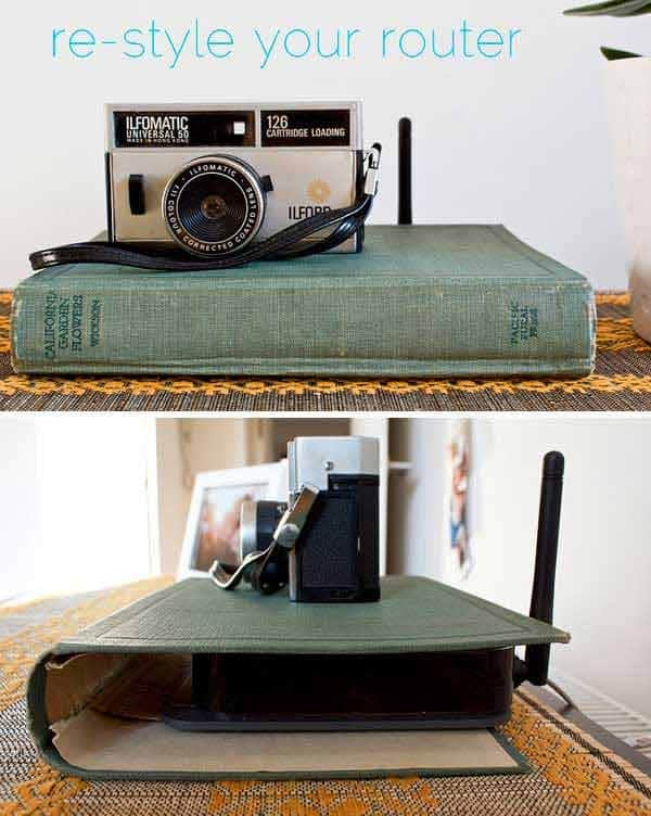 router-cover