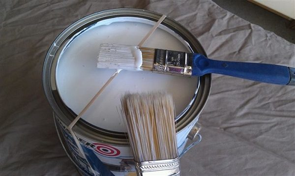 band stops paint dripping