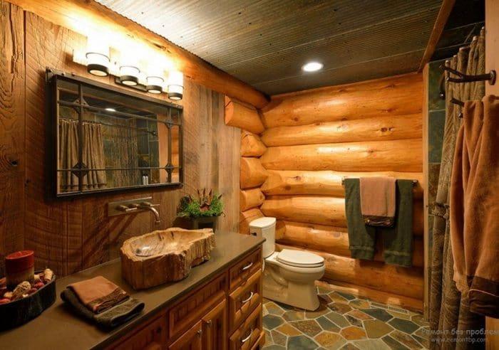 rustic-bathroom-cabin