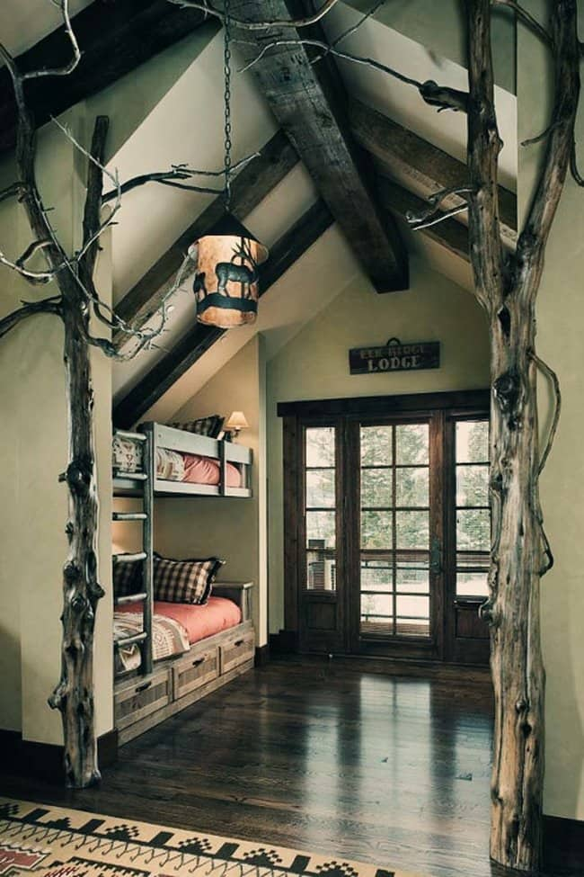 rustic-bunk-beds