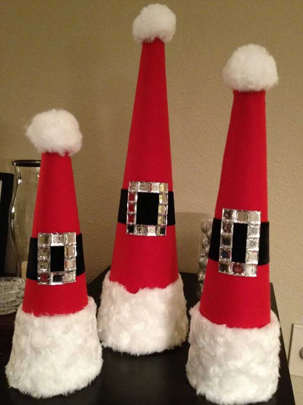 19 simple diy christmas decoration ideas you will love for Christmas decoration ideas to make