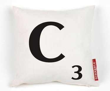 scrabble cushion covers C