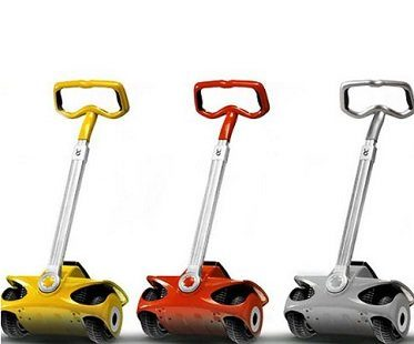 self balancing scooter colours