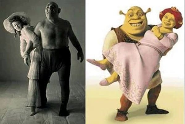 shrek-fiona-lookalike